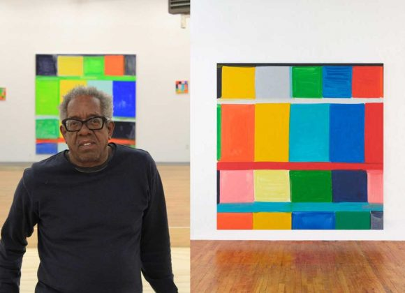 How Stanley Whitney Became an Icon of Contemporary Abstraction in His Seventies