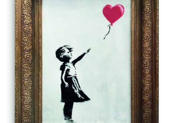 With His Viral Shredding Performance, Did Banksy Just Change the Market for Performance Art Forever?