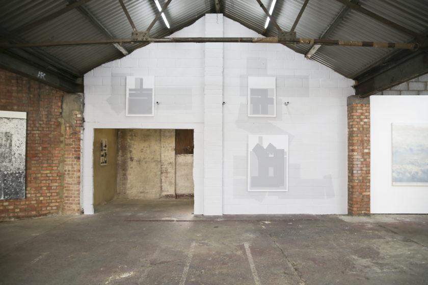 Installtion-view-at-Von-Goetz-brixton