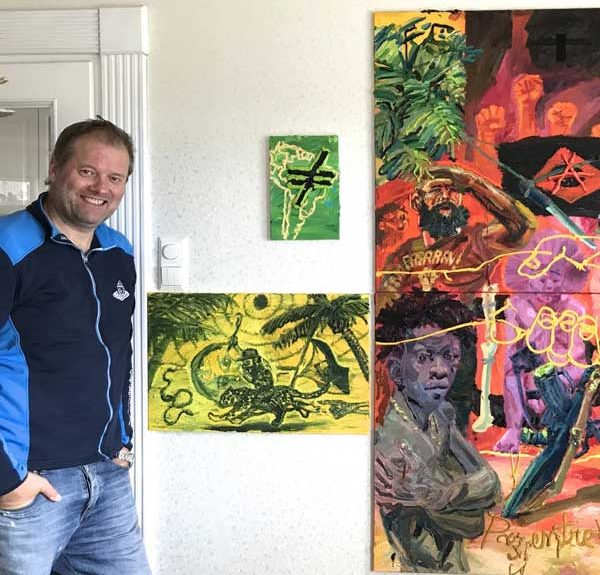 Interview with Art Collector Roland Ofstad
