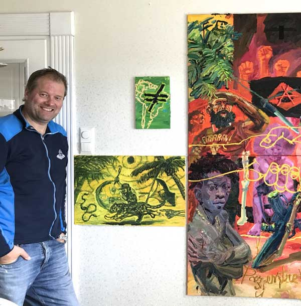Interview withArt Collector Roland Ofstad