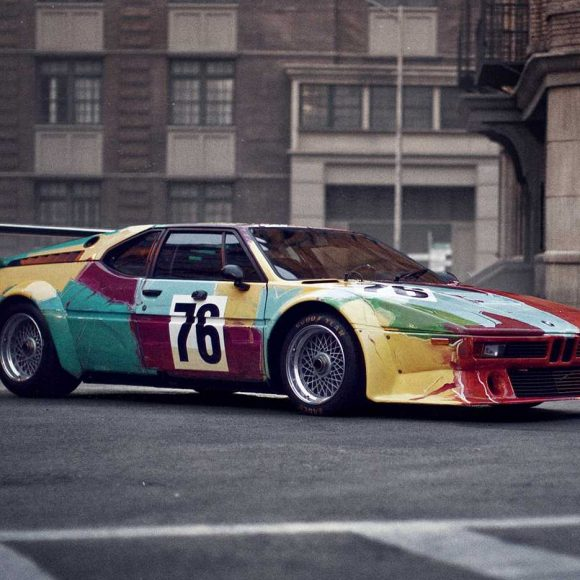 BMW Art Cars: Our Pick of 6 of the Best