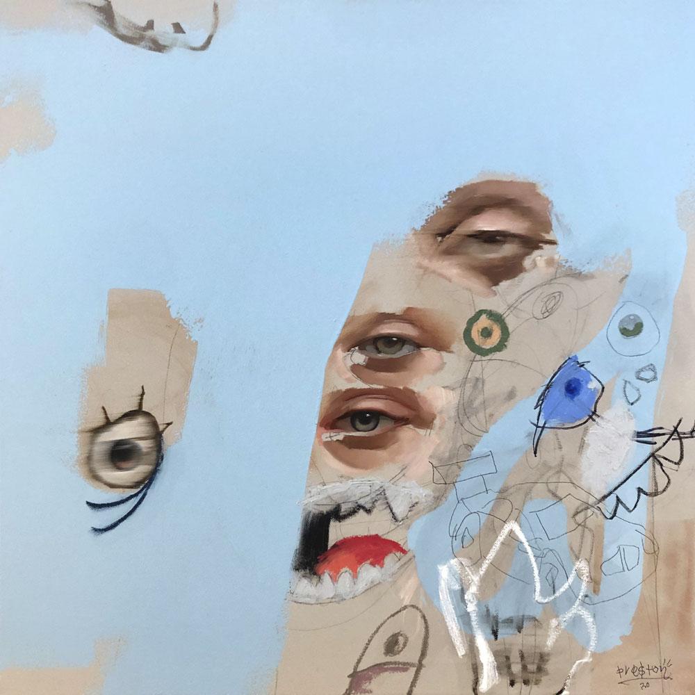 Preston Paperboy Artwork
