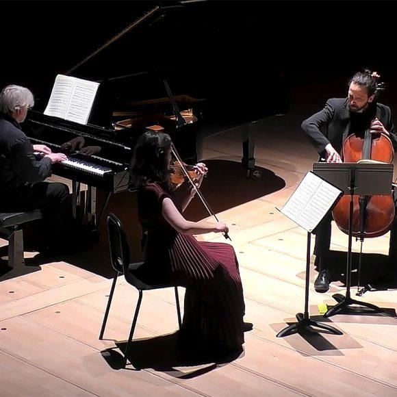 Top Trio's Masterful Mendelssohn At The Brunton   Artmag
