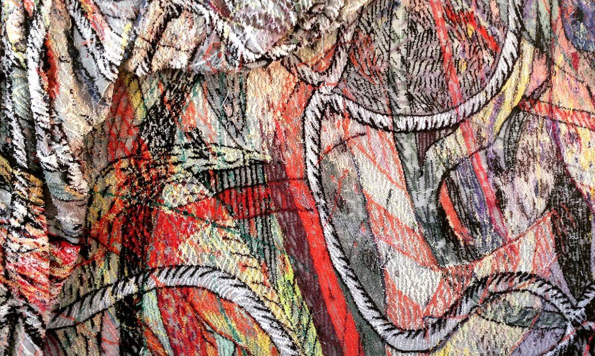 Major Christian Newby Textile at Collective Edinburgh