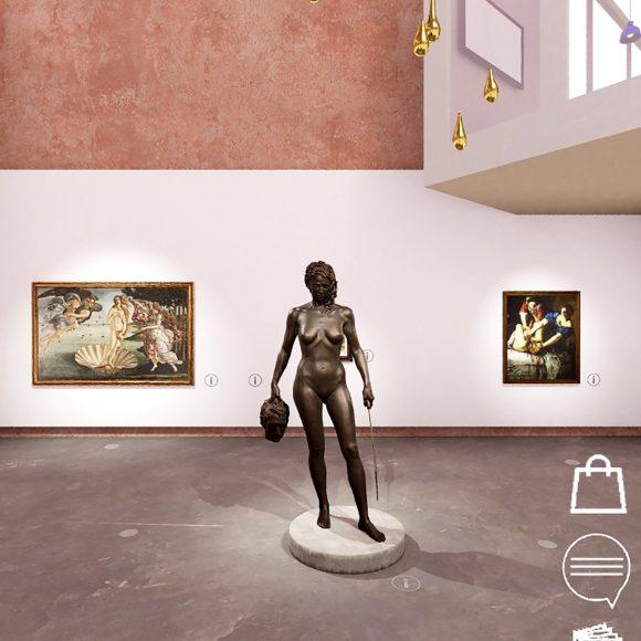 VOMA Reclaims The Female Body Online | Artmag
