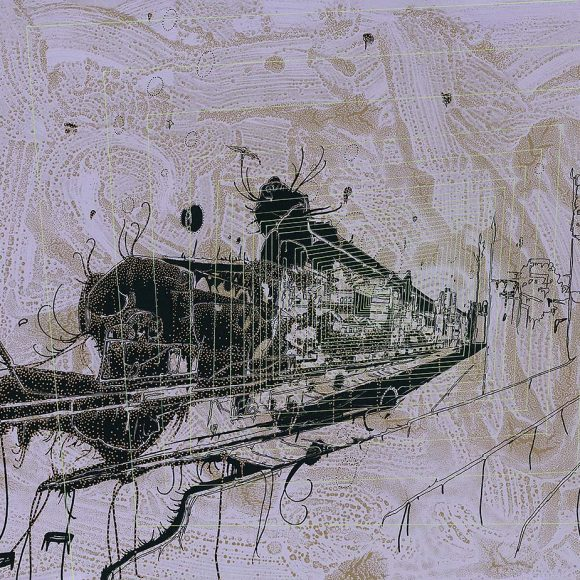 'Largest Contemporary Art Print Archive in Scotland' at Edinburgh Printmakers
