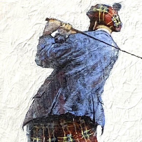 Alexander Millar Fine Art Raising the Game